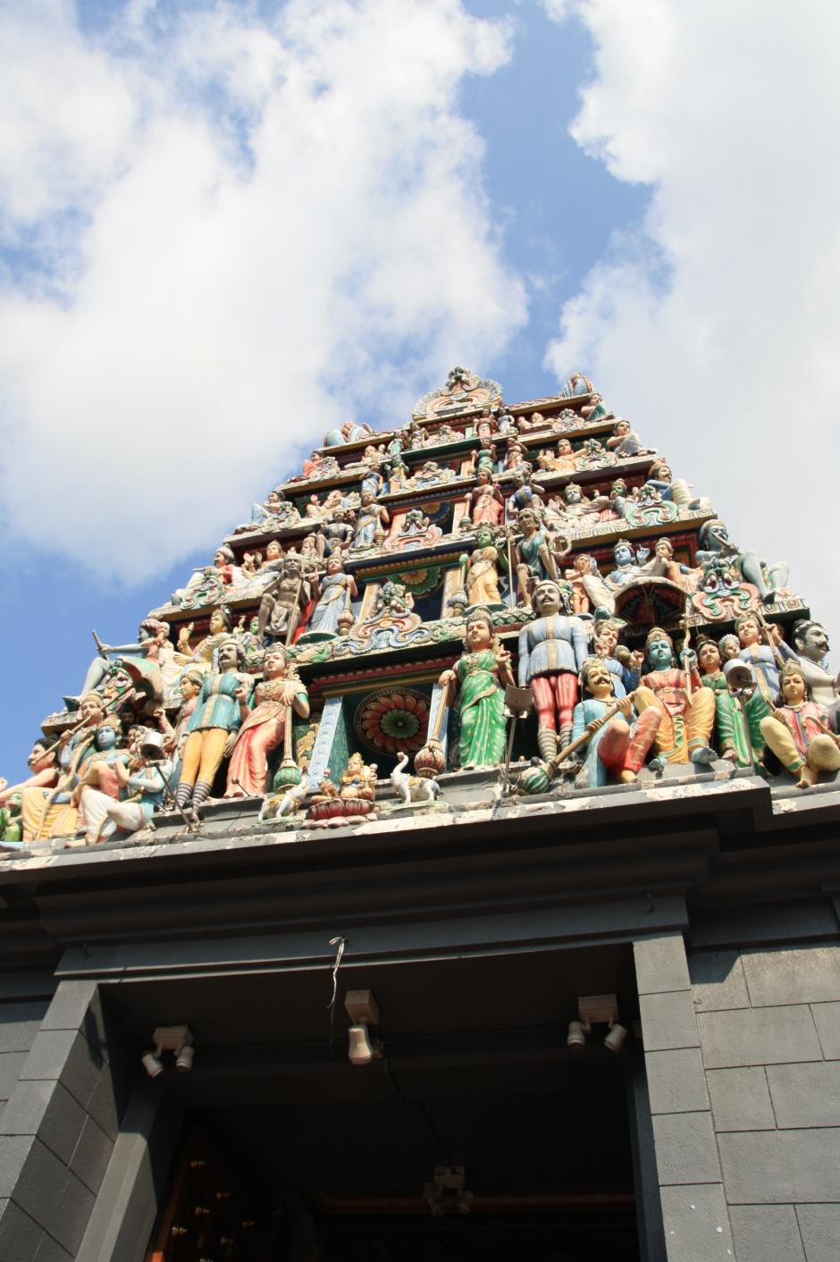Singapor_temple indien